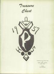 Page 5, 1957 Edition, Perry High School - Treasure Chest Yearbook (Perry, OH) online yearbook collection