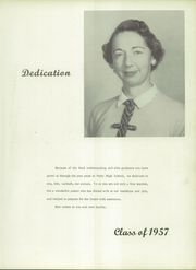Page 7, 1957 Edition, Perry High School - Treasure Chest Yearbook (Perry, OH) online yearbook collection