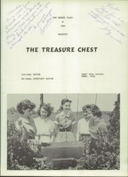 Page 5, 1958 Edition, Perry High School - Treasure Chest Yearbook (Perry, OH) online yearbook collection