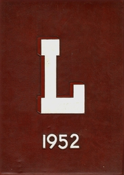 1952 Edition, London High School - L Yearbook (London, OH)