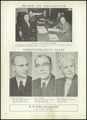 Page 10, 1952 Edition, London High School - L Yearbook (London, OH) online yearbook collection