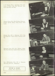 Page 12, 1952 Edition, London High School - L Yearbook (London, OH) online yearbook collection
