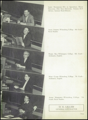 Page 13, 1952 Edition, London High School - L Yearbook (London, OH) online yearbook collection