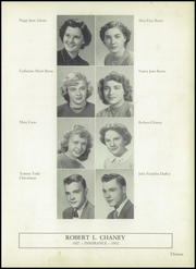 Page 17, 1952 Edition, London High School - L Yearbook (London, OH) online yearbook collection