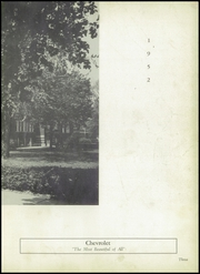Page 7, 1952 Edition, London High School - L Yearbook (London, OH) online yearbook collection