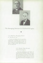 Page 13, 1934 Edition, Kenton High School - Echo Yearbook (Kenton, OH) online yearbook collection