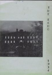 Page 3, 1934 Edition, Kenton High School - Echo Yearbook (Kenton, OH) online yearbook collection