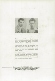 Page 11, 1947 Edition, Kenton High School - Echo Yearbook (Kenton, OH) online yearbook collection