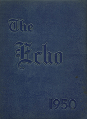 Page 1, 1950 Edition, Kenton High School - Echo Yearbook (Kenton, OH) online yearbook collection