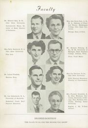 Page 14, 1950 Edition, Kenton High School - Echo Yearbook (Kenton, OH) online yearbook collection