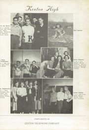 Page 9, 1950 Edition, Kenton High School - Echo Yearbook (Kenton, OH) online yearbook collection