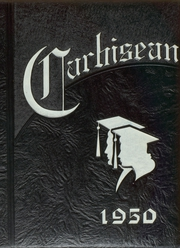 1950 Edition, Carrollton High School - Carhisean Yearbook (Carrollton, OH)
