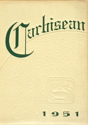 1951 Edition, Carrollton High School - Carhisean Yearbook (Carrollton, OH)