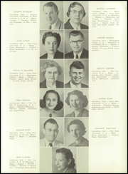 Page 13, 1954 Edition, Carrollton High School - Carhisean Yearbook (Carrollton, OH) online yearbook collection