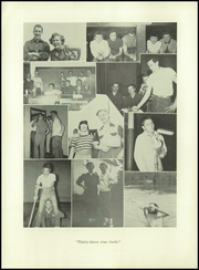 Page 14, 1954 Edition, Carrollton High School - Carhisean Yearbook (Carrollton, OH) online yearbook collection