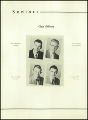 Page 16, 1954 Edition, Carrollton High School - Carhisean Yearbook (Carrollton, OH) online yearbook collection