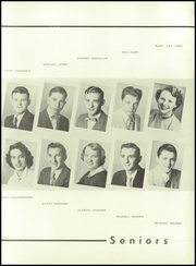 Page 17, 1954 Edition, Carrollton High School - Carhisean Yearbook (Carrollton, OH) online yearbook collection