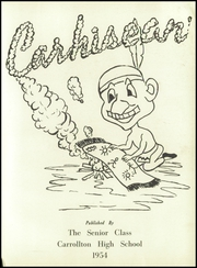 Page 7, 1954 Edition, Carrollton High School - Carhisean Yearbook (Carrollton, OH) online yearbook collection