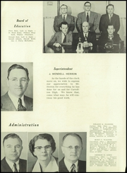 Page 8, 1954 Edition, Carrollton High School - Carhisean Yearbook (Carrollton, OH) online yearbook collection