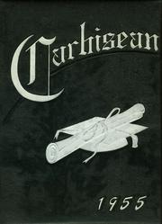 1955 Edition, Carrollton High School - Carhisean Yearbook (Carrollton, OH)