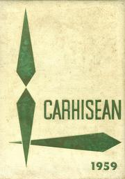 1959 Edition, Carrollton High School - Carhisean Yearbook (Carrollton, OH)