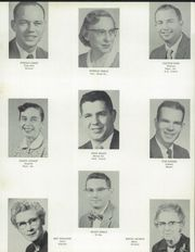 Page 13, 1958 Edition, Graham High School - Echo Yearbook (St Paris, OH) online yearbook collection