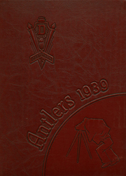 1939 Edition, Deer Park High School - Antlers Yearbook (Deer Park, OH)