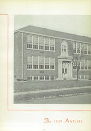 Page 15, 1939 Edition, Deer Park High School - Antlers Yearbook (Deer Park, OH) online yearbook collection