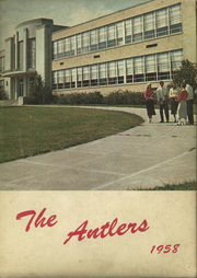 1958 Edition, Deer Park High School - Antlers Yearbook (Deer Park, OH)