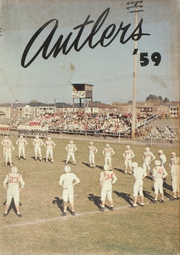 1959 Edition, Deer Park High School - Antlers Yearbook (Deer Park, OH)