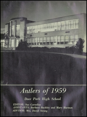 Page 5, 1959 Edition, Deer Park High School - Antlers Yearbook (Deer Park, OH) online yearbook collection