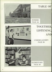 Page 8, 1958 Edition, Ross Township High School - Rossonian Yearbook (Hamilton, OH) online yearbook collection