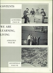 Page 9, 1958 Edition, Ross Township High School - Rossonian Yearbook (Hamilton, OH) online yearbook collection