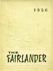 1956 Edition, Fairland High School - Fairlander Yearbook (Proctorville, OH)