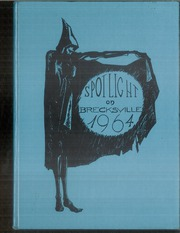 1964 Edition, Brecksville High School - Yearbook (Brecksville, OH)