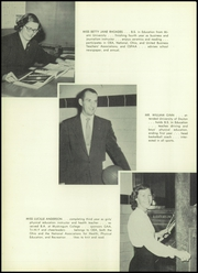 Page 12, 1953 Edition, Milton Union High School - Echo Yearbook (West Milton, OH) online yearbook collection
