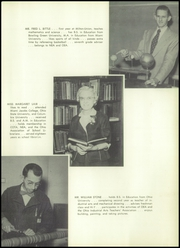 Page 13, 1953 Edition, Milton Union High School - Echo Yearbook (West Milton, OH) online yearbook collection