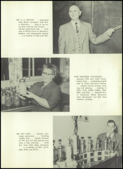 Page 17, 1953 Edition, Milton Union High School - Echo Yearbook (West Milton, OH) online yearbook collection