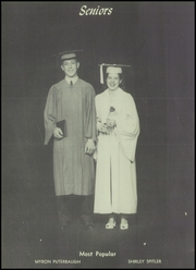 Page 19, 1953 Edition, Milton Union High School - Echo Yearbook (West Milton, OH) online yearbook collection