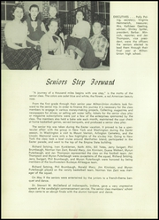 Page 20, 1953 Edition, Milton Union High School - Echo Yearbook (West Milton, OH) online yearbook collection