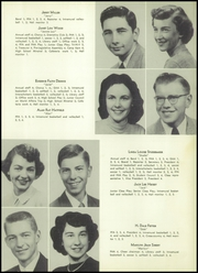 Page 21, 1953 Edition, Milton Union High School - Echo Yearbook (West Milton, OH) online yearbook collection