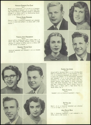 Page 23, 1953 Edition, Milton Union High School - Echo Yearbook (West Milton, OH) online yearbook collection