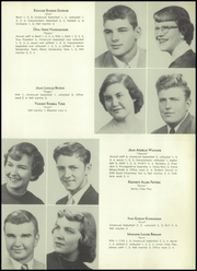 Page 25, 1953 Edition, Milton Union High School - Echo Yearbook (West Milton, OH) online yearbook collection