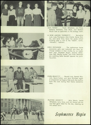 Page 36, 1953 Edition, Milton Union High School - Echo Yearbook (West Milton, OH) online yearbook collection