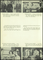 Page 38, 1953 Edition, Milton Union High School - Echo Yearbook (West Milton, OH) online yearbook collection