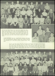 Page 49, 1953 Edition, Milton Union High School - Echo Yearbook (West Milton, OH) online yearbook collection