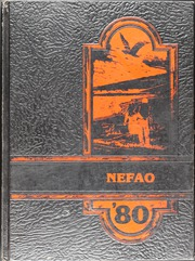 1980 Edition, Newton Falls High School - Nefao Yearbook (Newton Falls, OH)