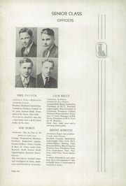 Page 14, 1934 Edition, Rossford High School - R Pride Yearbook (Rossford, OH) online yearbook collection
