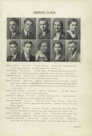 Page 15, 1934 Edition, Rossford High School - R Pride Yearbook (Rossford, OH) online yearbook collection