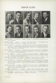 Page 16, 1934 Edition, Rossford High School - R Pride Yearbook (Rossford, OH) online yearbook collection